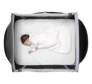 cunas portátiles en oferta, mejor precio de cuna de viaje para bebés