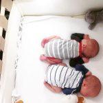 cunas gemelares, cuna para gemelos en oferta, camita para dos bebés barata,