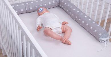 cama cuna barata, en oferta, a bajo coste, precio de saldo en cunas.