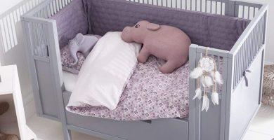 cuna para bebés convertible en cama o sofá barata, convertible barato de cuna, cuna convertible en cama económica, oferta de cuna convertible para peques